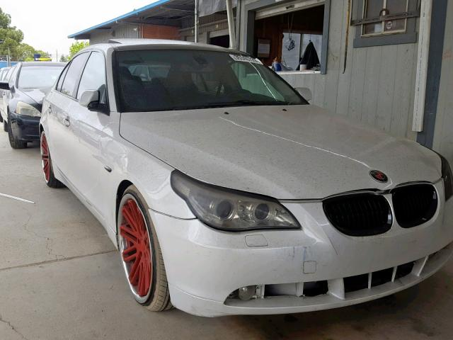 click here to view 2007 BMW 525 I at IBIDSAFELY