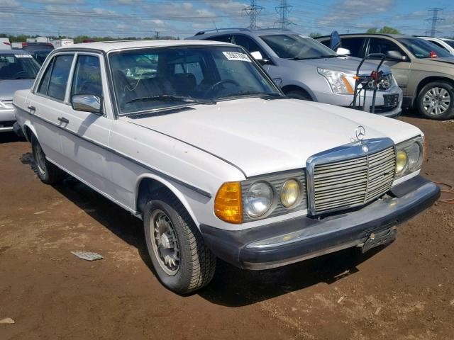 Salvage 1985 Mercedes-Benz 300 DT for sale