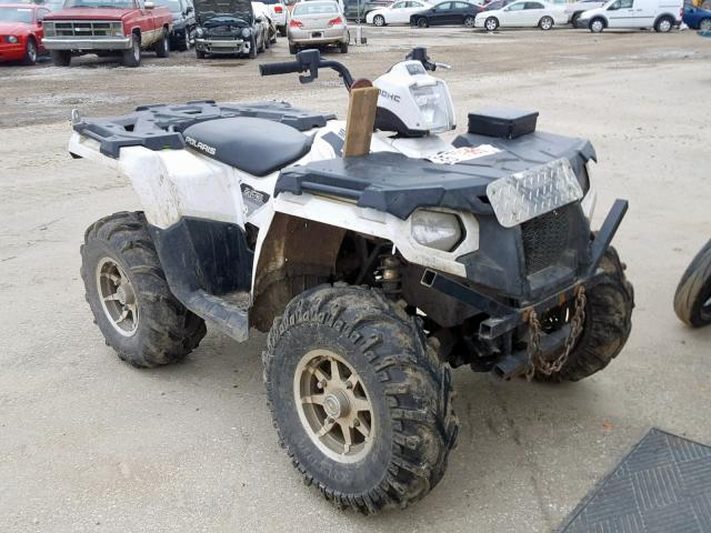 Salvage 2015 Polaris SPORTSMAN for sale
