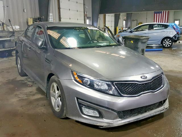 2015 KIA OPTIMA LX Photos | PA - PITTSBURGH SOUTH - Salvage Car
