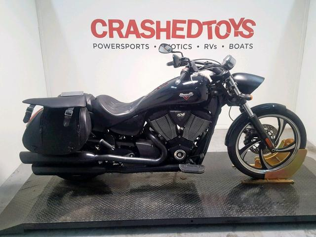 Victory salvage cars for sale: 2014 Victory Vegas 8-BA