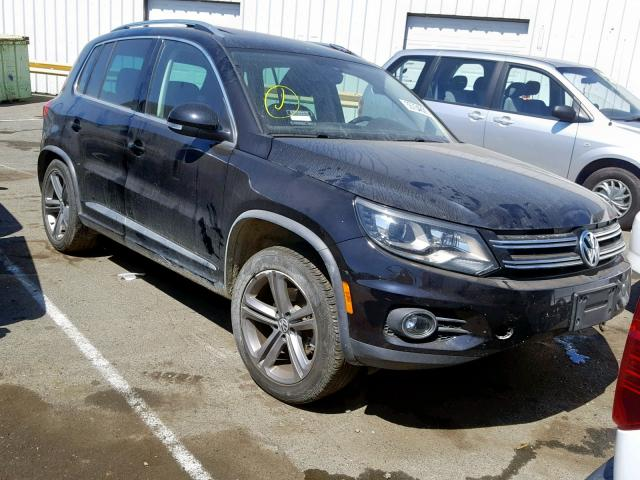 click here to view 2017 VOLKSWAGEN TIGUAN SPO at IBIDSAFELY