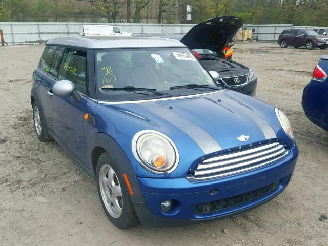 click here to view 2008 MINI COOPER CLU at IBIDSAFELY