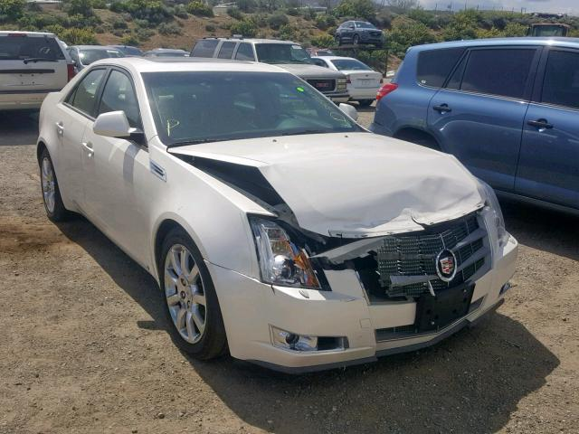 click here to view 2008 CADILLAC CTS HI FEA at IBIDSAFELY