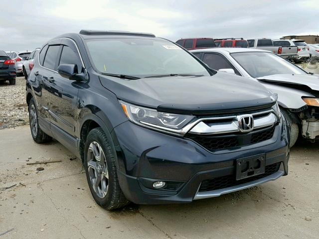 click here to view 2017 HONDA CR-V EXL at IBIDSAFELY