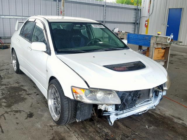 click here to view 2006 MITSUBISHI LANCER EVO at IBIDSAFELY