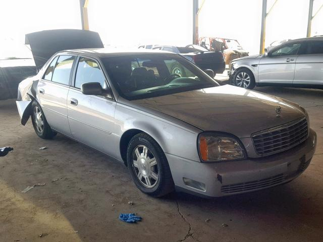 Salvage cars for sale from Copart Phoenix, AZ: 2003 Cadillac Deville