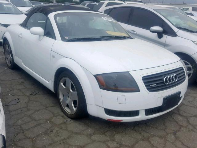click here to view 2002 AUDI TT QUATTRO at IBIDSAFELY