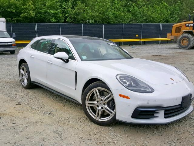 click here to view 2018 PORSCHE PANAMERA 4 at IBIDSAFELY