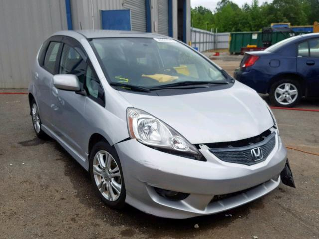 Jhmge8h60bc018134 2017 Honda Fit Sport 1 5l Left View