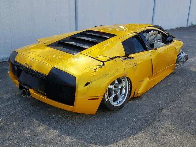2004 Lamborghini Murcielago 6 2l 12 In Fl West Palm Beach