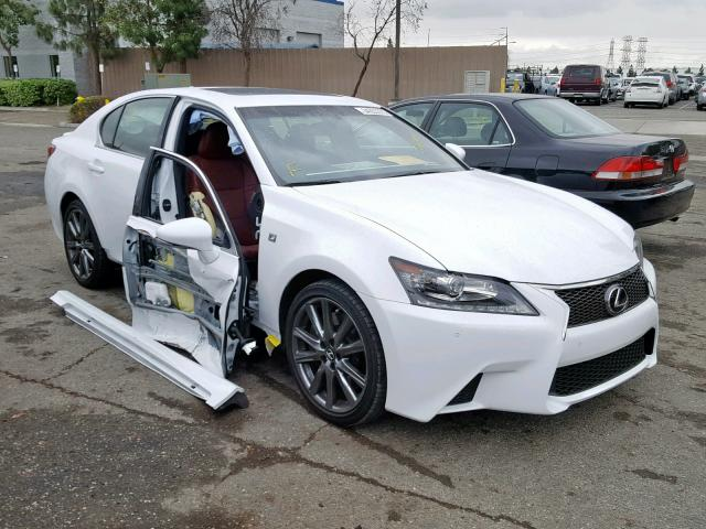 click here to view 2015 LEXUS GS 350 at IBIDSAFELY