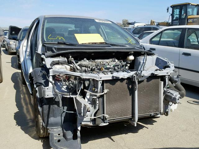 2009 Toyota Corolla Ba 1.8L