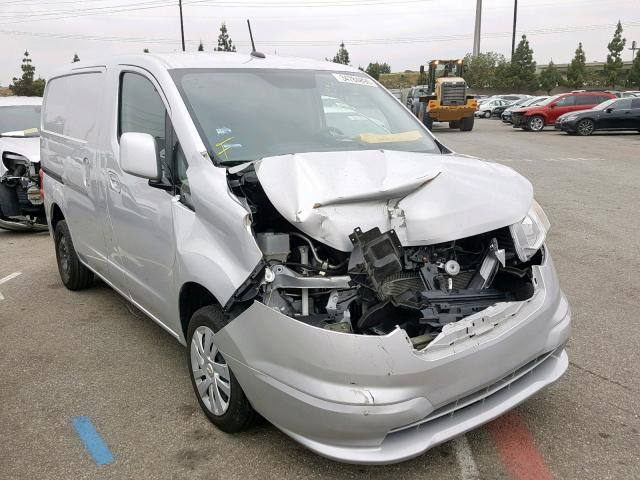 click here to view 2017 CHEVROLET CITY EXPRE at IBIDSAFELY