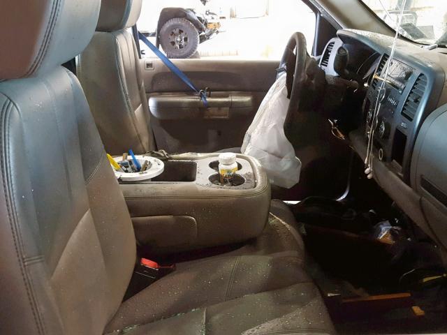 Salvage Title 2008 Chevrolet Silverado Pickup 4 3l 6 For Sale In
