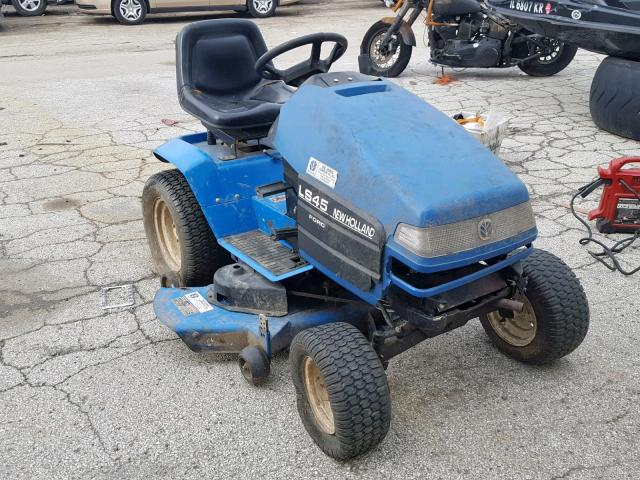 click here to view 2009 NEWH TRACTOR at IBIDSAFELY