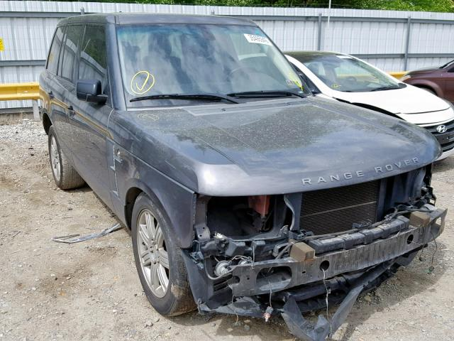 click here to view 2006 LAND ROVER RANGE ROVE at IBIDSAFELY