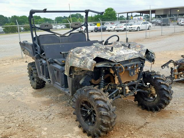 click here to view 2012 POLARIS RANGER 800 at IBIDSAFELY