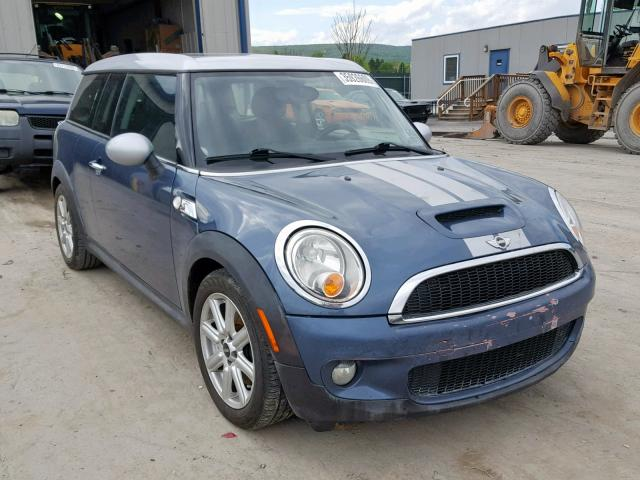 click here to view 2009 MINI COOPER S C at IBIDSAFELY