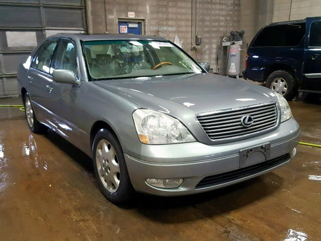 click here to view 2003 LEXUS LS 430 at IBIDSAFELY