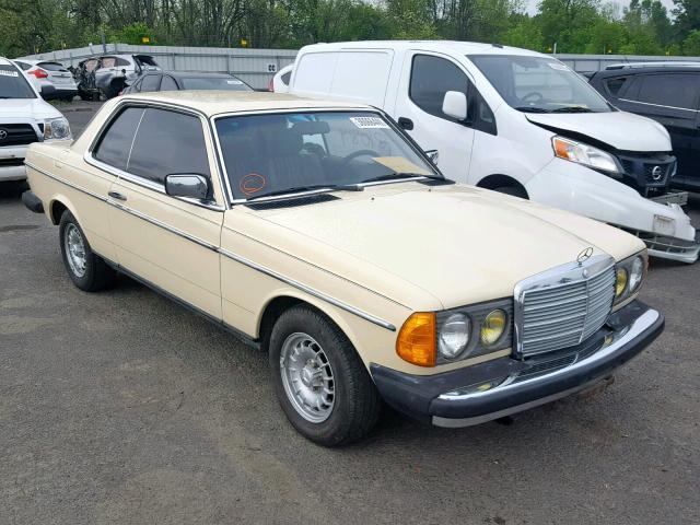 1985 Mercedes-Benz 300 Cdt 3.0L