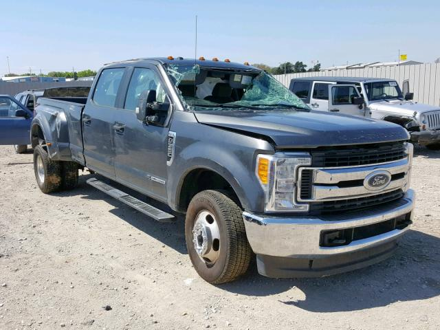 Salvage cars for sale from Copart Greenwood, NE: 2017 Ford F350 Super