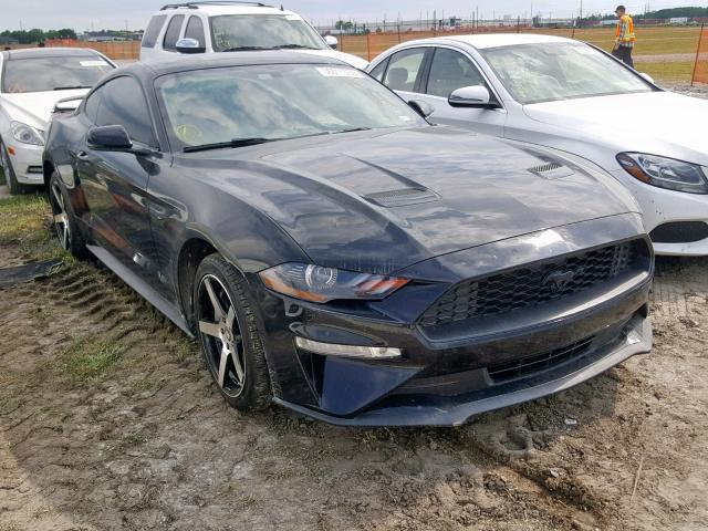 2018 FORD MUSTANG - 1