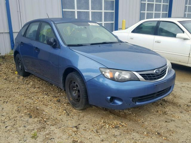 click here to view 2008 SUBARU IMPREZA 2. at IBIDSAFELY