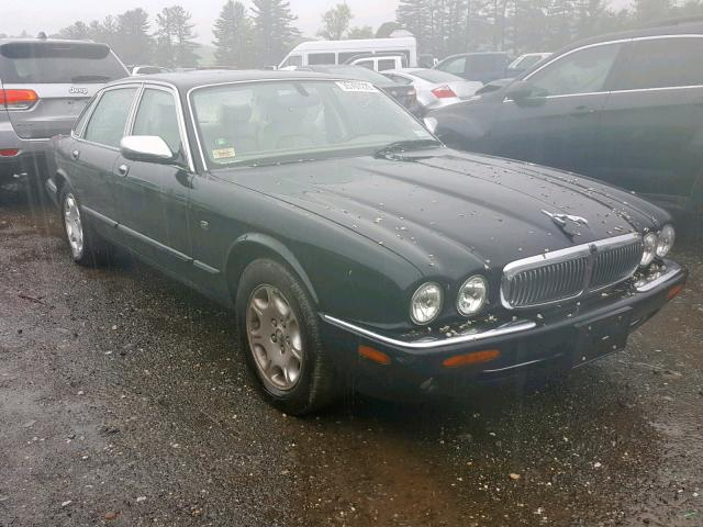 click here to view 2003 JAGUAR XJ8 at IBIDSAFELY
