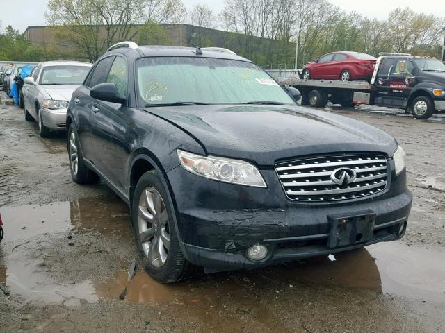 click here to view 2004 INFINITI FX45 at IBIDSAFELY