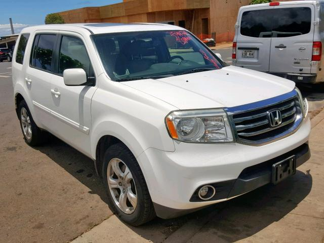 click here to view 2013 HONDA PILOT EXL at IBIDSAFELY