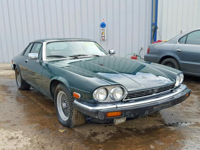Salvage 1989 Jaguar XJS for sale