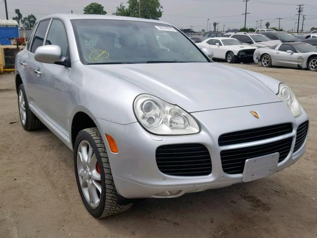 click here to view 2004 PORSCHE CAYENNE TU at IBIDSAFELY