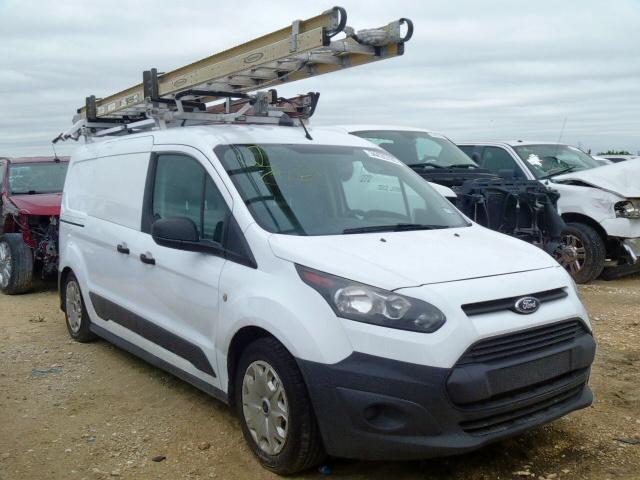 Salvage cars for sale from Copart New Braunfels, TX: 2014 Ford Transit CO