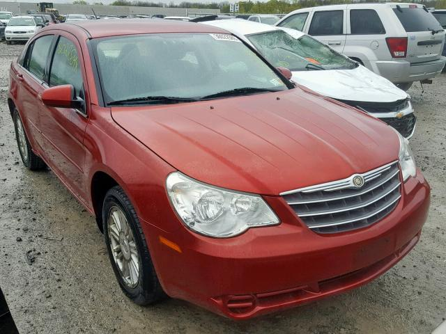 click here to view 2007 CHRYSLER SEBRING TO at IBIDSAFELY