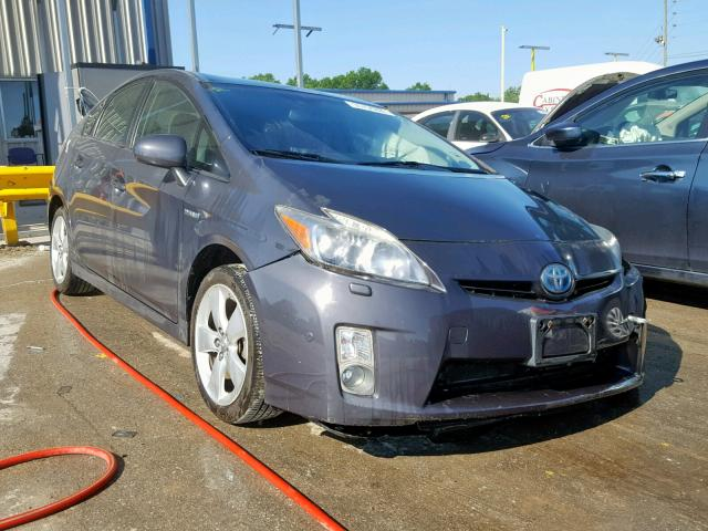 Auto Auction Ended on VIN: JTDKN3DU5A0095391 2010