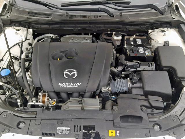 3MZBN1U79HM154459 - 2017 Mazda 3 Sport 2.0L inside view