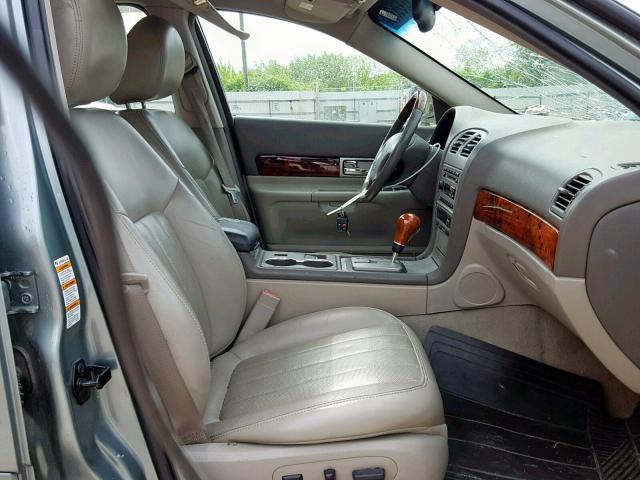 2004 Lincoln Ls Interior