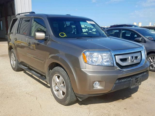click here to view 2009 HONDA PILOT EXL at IBIDSAFELY