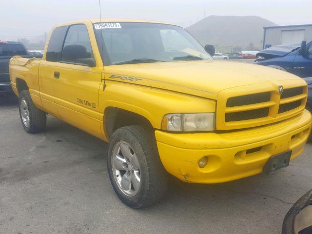 Auto Auction Ended On Vin 1b7hf13z6xj574771 1999 Dodge Ram 1500 In Ca San Bernardino