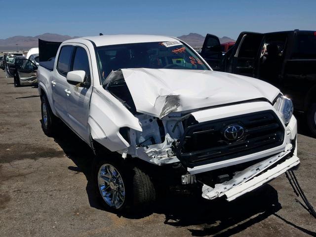2018 Toyota Tacoma Dou 3 5L 6 for Sale in Las Vegas NV - Lot: 36083939