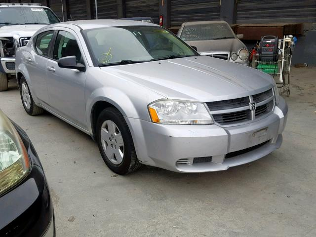 click here to view 2009 DODGE AVENGER SE at IBIDSAFELY