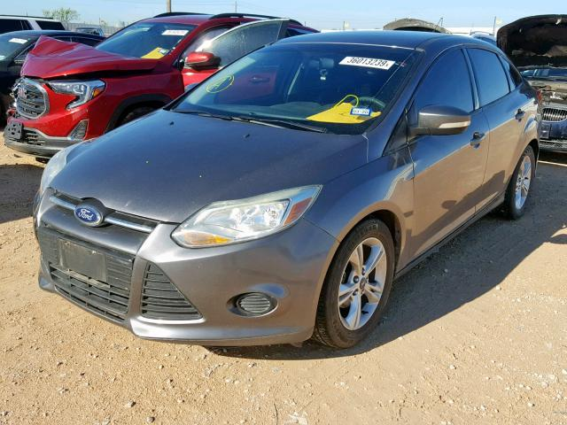 2014 FORD FOCUS SE - Left Front View