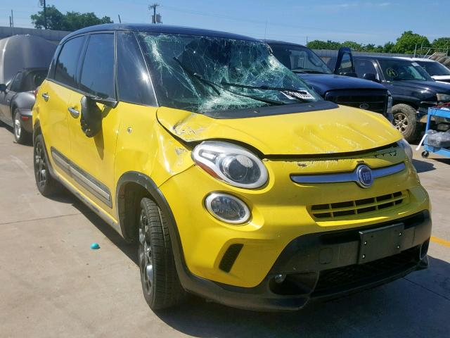 click here to view 2015 FIAT 500L TREKK at IBIDSAFELY