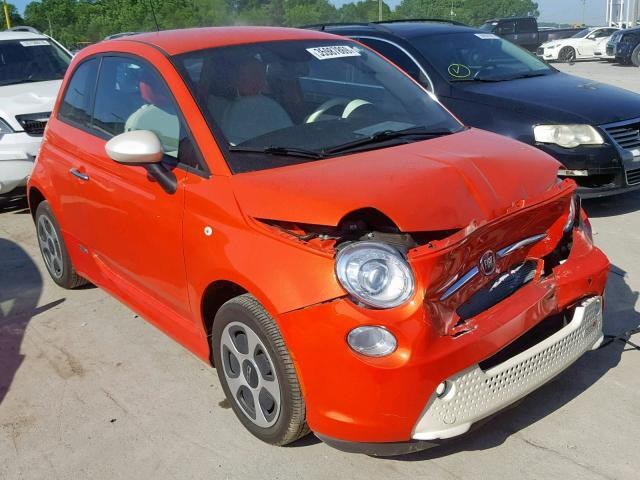 click here to view 2013 FIAT 500 ELECTR at IBIDSAFELY