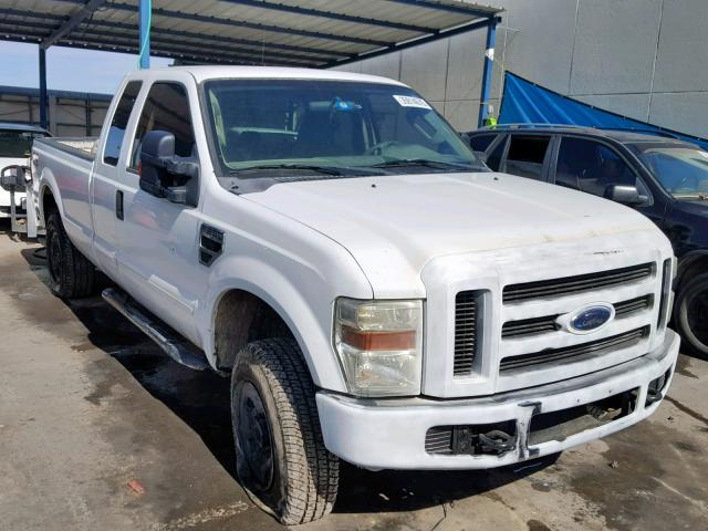 2009 Ford F250 >> 2009 Ford F250 Super 5 4l 8 For Sale In Anthony Tx Lot 35914679