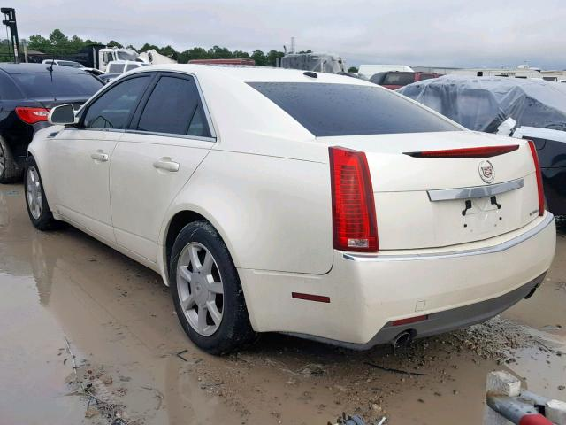 2008 CADILLAC CTS - Right Front View