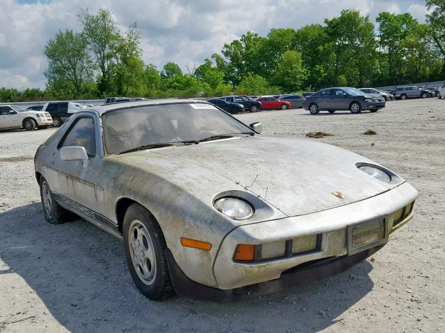 click here to view 1980 PORSCHE 928 at IBIDSAFELY
