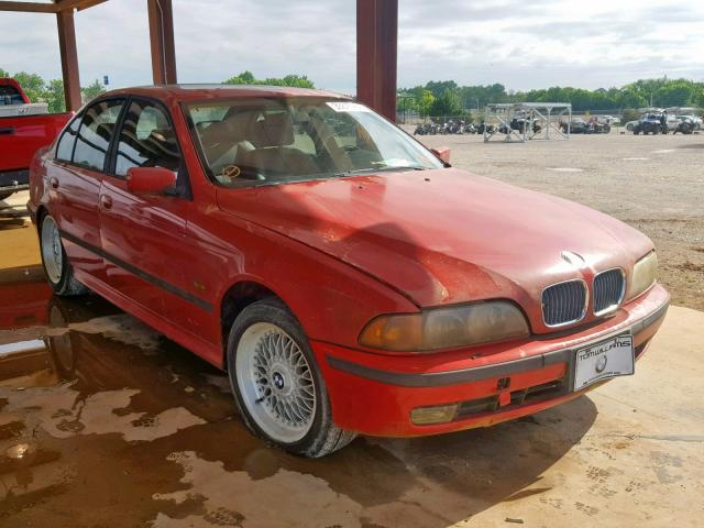 click here to view 2000 BMW 528 I AUTO at IBIDSAFELY