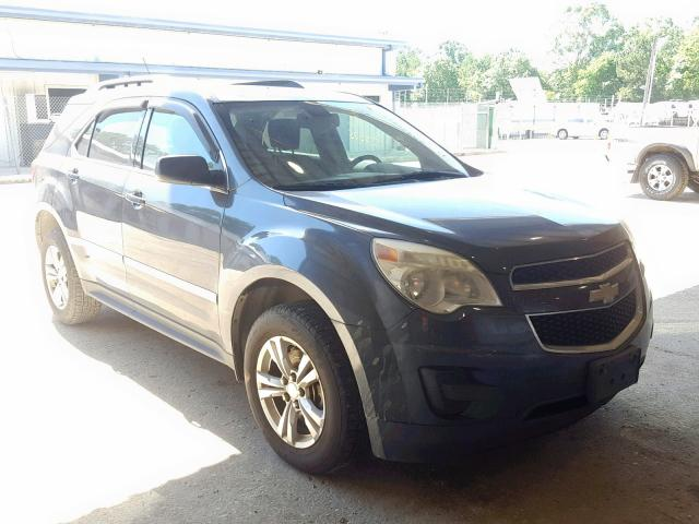 click here to view 2010 CHEVROLET EQUINOX LT at IBIDSAFELY